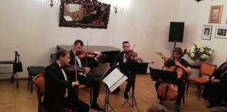 """Koncert """"L`invero Quartet"""""""