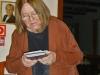 Pani Wanda Warska czyta wiersze
