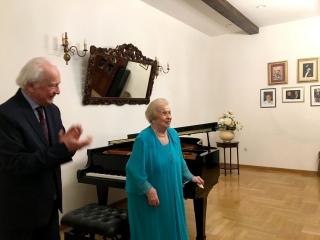 Koncert p. Lidii Grychtołównej