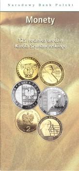 Monety wystawione na aukcji.