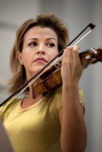 Anne-Sophie Mutter, fot. Harald Hoffmann / Deutsche Grammophon