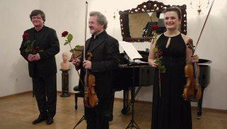 Mirosław Herbowski, Daniel Stabrawa, Maria Stabrawa