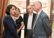 Barbara Raczyńska, Hanna i Tadeusz Żera, Igor Pogorzelski