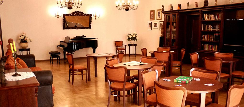 dom muzyka seniora